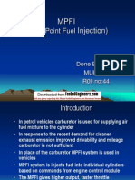 Slides of MPFI