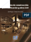 Materiales de Construccion Para Edificacion y Obra Civil