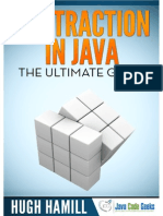 Java Abstraction