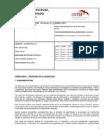 Programa Academico 2015 - Metodología de Inv. en CC. SS. - ICSE-UNTDF