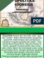 Geopolitika Indonesia