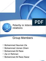 Polarity in International Relations.