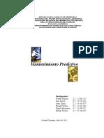 Trabajo Definitivo - Mantenimiento Predictivo