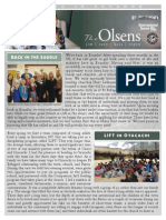 Olsen Newsletter March 2015