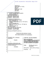 Sworn Statements Disproving NSCA/Devor Study's Injury Claim