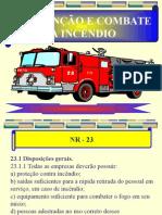 NR - 23 Incendio