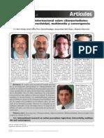 Diaz, Masip, Micó, Salaverría (2010) Investigación internacional sobre ciberperiodismo, hipertexto, interactividad, multimedia y convergencia
