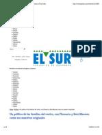 24-03-15 Un político de las familias del centro, con Florencio y Ruiz Massieu como sus maestros originales | El Sur de Acapulco I Periódico de Guerrero