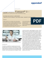 White Paper 008 Eppendorf Easypet® 3 – Efficient aid for pipetting with state-of-the-art technology