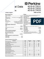 Perkins 4000 Series Datasheet