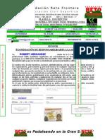 Planilla Inscripcion Reto 2015 Robert Hernandez