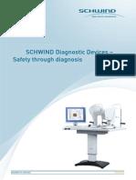 SCHWIND Diagnostic Systems 2013-E