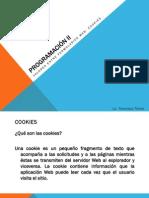 Programación II - Cookies