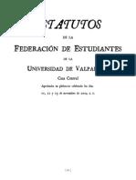Manifiesto, Estatuto Orgánico y Estatuto Eleccionario FEUV.pdf