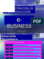 e Business Diapositivas