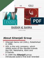 TANISHQ vs GILI