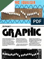 Circuito Ecualizador Grafico - Equalizer Graphic Equaliser