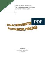 Guía Farmacológica Inteligente.