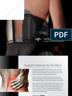 Spinal Orthoses Brochure