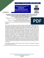 Determinants of Female Labour Force Participation in Fam and Non Farm Livelihood Enterprises