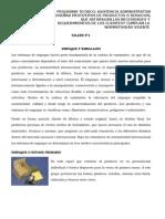 SOPORTES  PROTOTIPOS