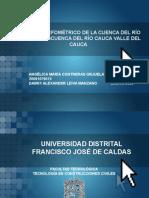Sustentacion, Estudio Morfometrico Rio Guabas