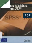 +Tecnicas Estadisticas SPSS - Perez.pdf