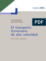 Transporte Ferroviario Alta Velocidad