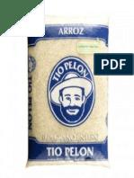 Arroz Tio Pelon Azul 80 3000 Gr