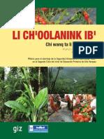 BR GIZ Seguridad Alimentaria y Nutricional -Q{Eqchí --Alta V