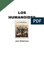 Williamson, Jack - Los Humanoides