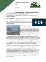 somerset lake press release
