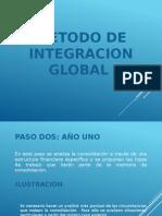 Metodo de Integracion Global