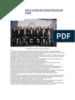 21-03-2015 DesdePuebla,Com - Moreno Valle Asiste Al Cambio de Consejo Directivo de CANACINTRA Puebla
