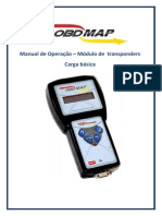 Manual OBDMAP Modulo de Transponder V1.0