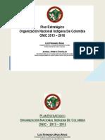 Plan Estrategico ONIC 2013-2016