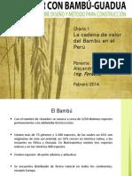C1-La Cadena de Valor Del Bambú en El Perú_Ing Espinoza