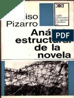 Análisis estructural de la novela
