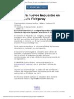 El Universal - Finanzas - No Habrá Nuevos Impuestos en 2015_ Luis Videgaray