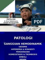 PATOLOGI ,  GANGGUAN HEMODINAMIK.ppt