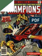 The Champions 11 Vol 1