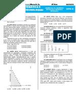 Lista 01 - 2º Ano Mc - Sequências, Pa, Geometria Plana e Triangulo Retangulo