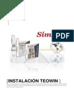 Manual Instalacion TeoWin 6