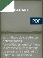Pagare