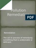 Pollution Remediation
