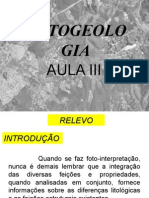 Fotogeologia III