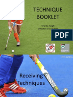 hockey technique booklet