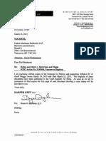 VLC-S-S-149646 Robertson-Meggs Response to Petition, plus    supporting Affidavit #1 Geoff Meggs.pdf