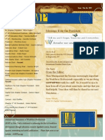 IAWP Newsletter February 2015