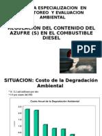 Regulacion Contenido Azufre Combustible